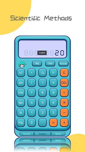 Screenshot 5 de Anime Calculator ( for ACGer ) para android