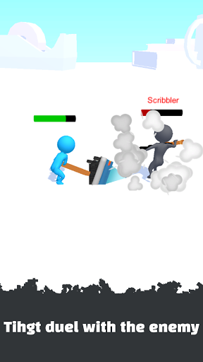 Draw Hammer - Drawing games screenshots 13