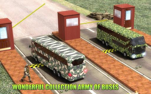 Army Bus Driver u2013 US Military Coach Simulator 3D 0.1 screenshots 8