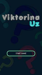 Viktorina Uz  - Qiziqarli test savollari 1.0.3 screenshots 1