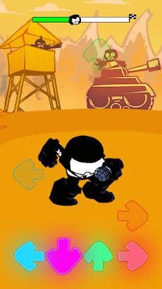Friday Funny Ugh Mod (FNF Tankman)のおすすめ画像4