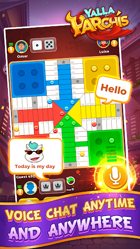 Yalla Parchis 1.0.1 screenshots 2
