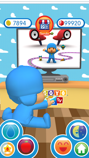 Talking Pocoyo 2 - Play and Learn with Kids 1.34 screenshots 7