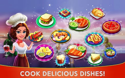 Cooking Cafe – Restaurant Star : Chef Tycoon 2