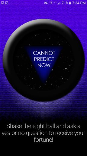 Magic 8 Ball 1.06 screenshots 3