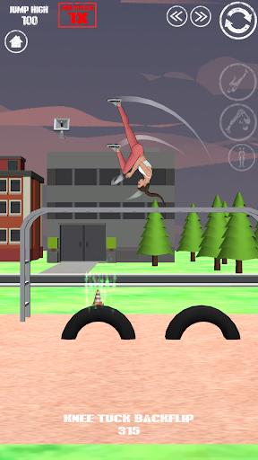 SWAGFLIP - Parkour Origins apktreat screenshots 1