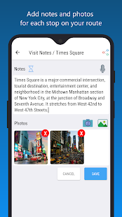 Routin Smart Route Planner