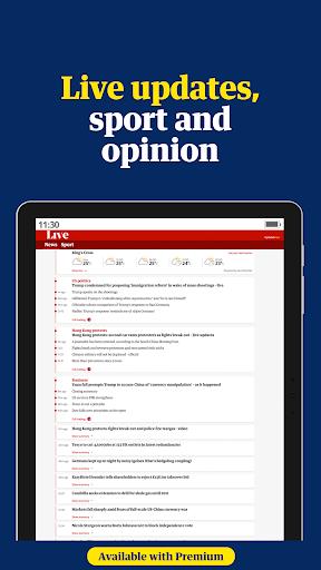 The Guardian - Live World News, Sport & Opinion apktram screenshots 9