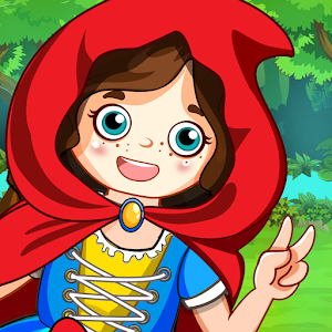 Mini Town: My Little Princess Red Riding Hood Game