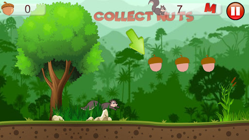 Squirrel Adventures apklade screenshots 2