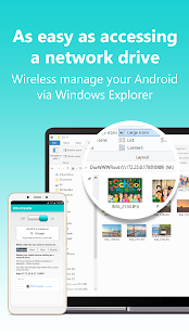 WiFi+Transfer | Sync files & free space Screenshot