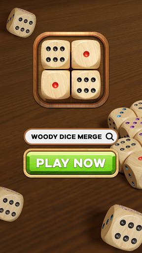 Woody Dice Merge Puzzle  screenshots 6