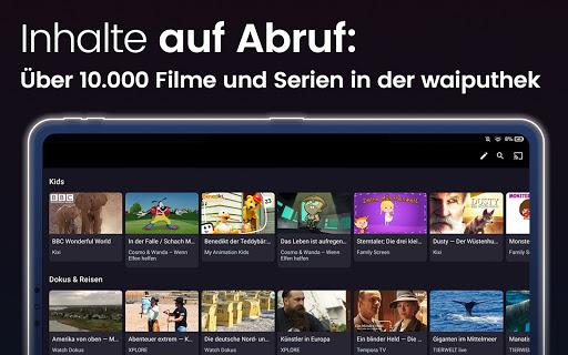 waipu.tv - Live TV-Streaming apktram screenshots 16