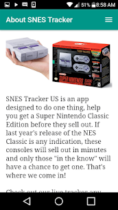 SNES Tracker US  For Pc, Windows 7/8/10 And Mac – Free Download 2020 2