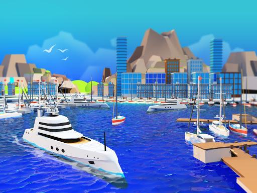 Sea Port: Cargo Ship & Town Build Tycoon Strategy 1.0.153 screenshots 8