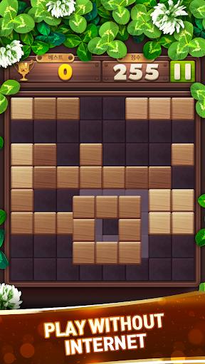 Wood Block Puzzle Game 2021  screenshots 5
