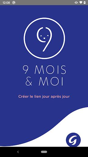 9mois&moi Conseils Grossesse Allaitement android2mod screenshots 1