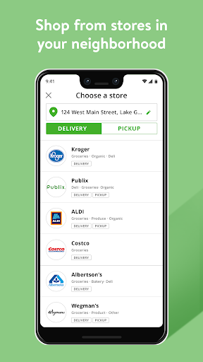 Instacart: Shop groceries & get same-day delivery  screenshots 2