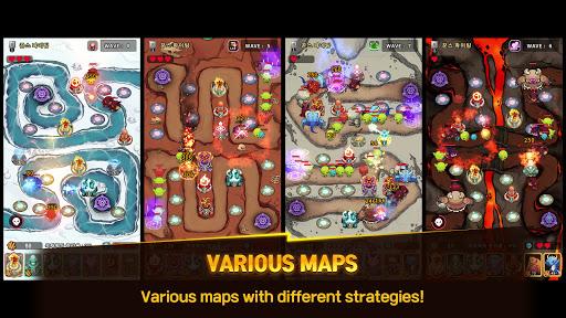 RMD : Random Monster Defense  screenshots 1