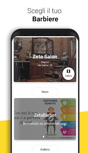ZetaBarber 0.9.4 Screenshots 3