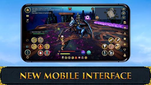 RuneScape Mobile android2mod screenshots 1