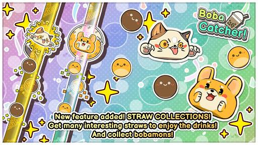 Boba Catcher! Casual Bubble Tea Boba Collecting  screenshots 2