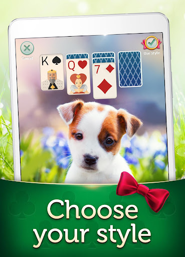 Magic Solitaire - Card Games Patience 2.10.1 screenshots 19