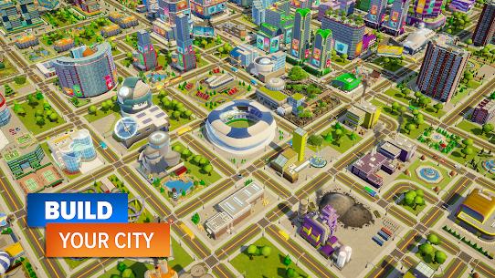 Citytopia (MOD, Unlimited Money) 1