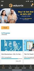 Eduonix - Online Learning App 1.10