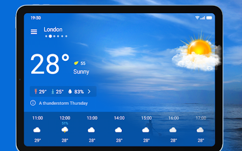 Weather & Radar, Alerts 1.2.7 Screenshots 10