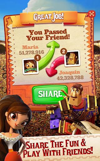 Sugar Smash: Book of Life - Free Match 3 Games. 3.96.203 Screenshots 16
