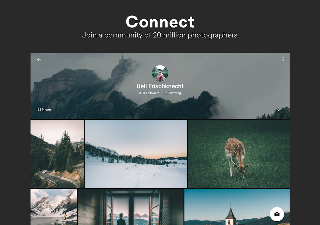 EyeEm: Free Photo App For Sharing & Selling Images  poster 9
