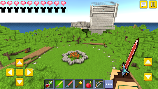 Survival Games: 3D Wild Island 2.0.2 Mod Android Updated 2