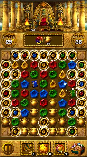 Jewel Queen: Puzzle & Magic - Match 3 Game  screenshots 10