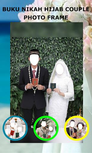 Book Wedding Hijab Couple Photo Frame 1.3 Screenshots 7