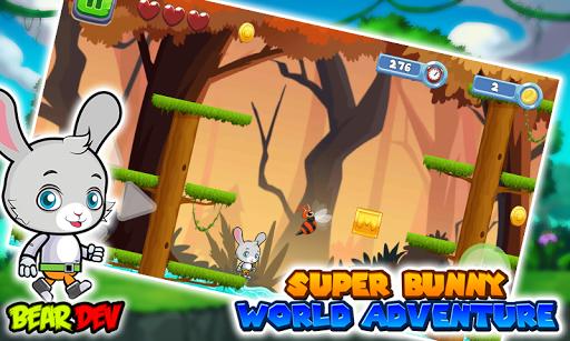 super bunny world adventure screenshot 3