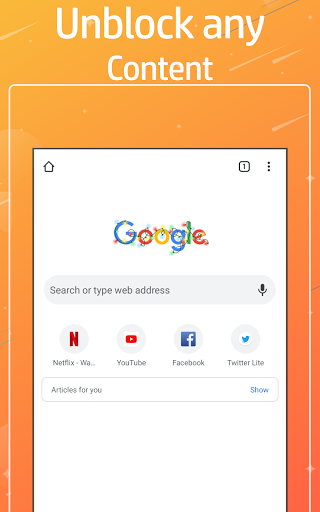 Speed VPN - Unlimited VPN, Fast, Free & Secure VPN android2mod screenshots 11