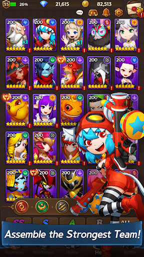 [RPG] Hello Hero: Epic Battle  screenshots 10