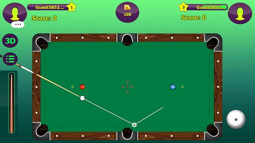 7 pin pool screenshot 2