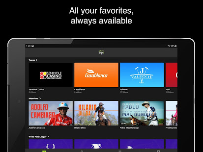 Download ChukkerTV For PC Windows and Mac apk screenshot 8