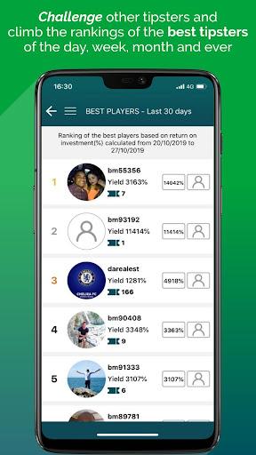 BetMines Free Football Betting Tips & Predictions 2.3 Screenshots 6