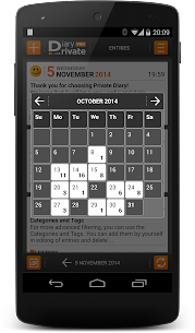 Private DIARY Pro – Personal journal 3