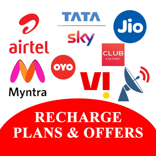 Mobile Recharge App : Online Recharges & Bill Pay