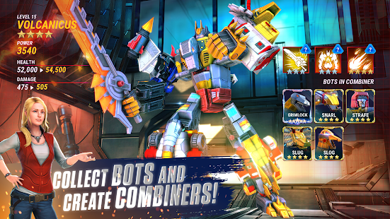 Mod Game TRANSFORMERS: Earth Wars for Android