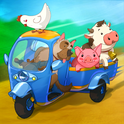 Frenzy Days Free: Time-Management & Farm games