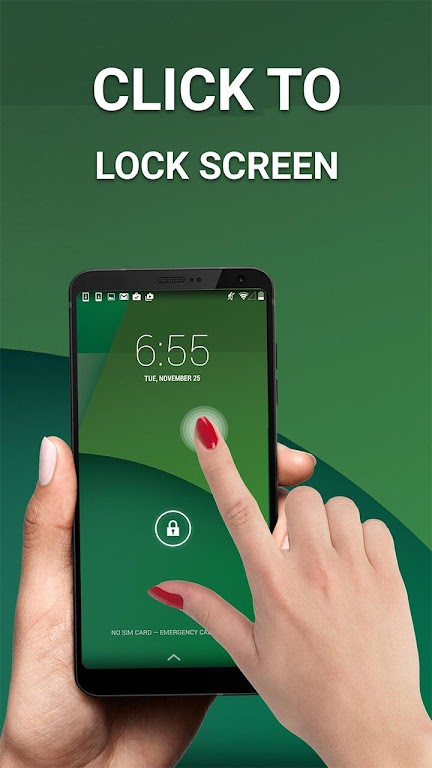 Screen On/Off With Double Tap,Shake,Gesture & Wave  poster 3