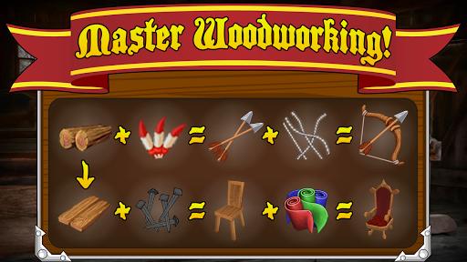 Télécharger Craftsmith - Idle Crafting Game APK MOD (Astuce) screenshots 2