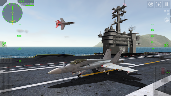 F18 Carrier Landing Lite Screenshot