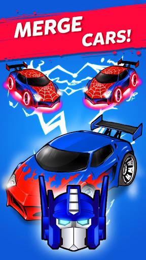 Merge Battle Car: Best Idle Clicker Tycoon game 2.0.11 screenshots 2
