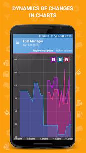 Fuel Manager Pro (Consumption) APK 4